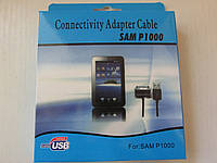 USB кабель Samsung Galaxy Tab P1000 Original Black