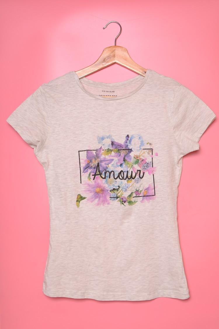 Футболка женская Primark Amour EUR 34