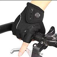 Велоперчатки Inbike с гелевыми подушечками