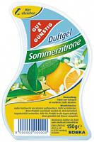 Гелевый освежитель воздуха  Duft Gel 150g (лимон)