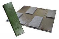 Поводочница Fishing ROI книжка 6*33 см зеленая