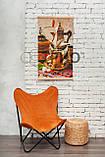 Электрический настенный обогреватель-картина Trio Кофе 400 Вт, фото 3