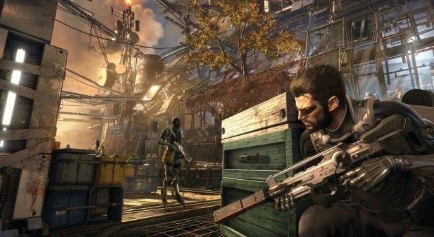 В сеть утекла информация о новой части Deus Ex — Mankind Divided