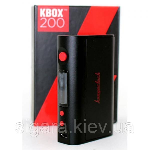 KangerTech Kbox 200W Black