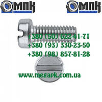 Винты нержавеющие М3х4...50, винт с цилиндрической головкой, шлиц прямой, DIN 84, ГОСТ1491-80, сталь А2, А4.