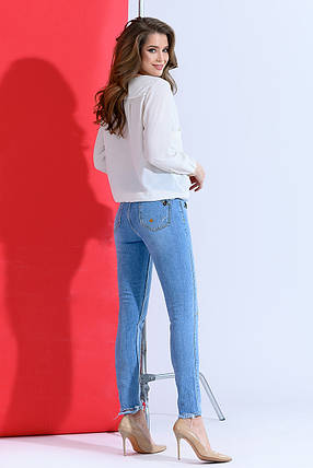 """Крутые джинсы """"мом"""", фото 2"""