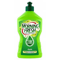 Засіб для миття посуду Morning Fresh Яблуко (450 мл)