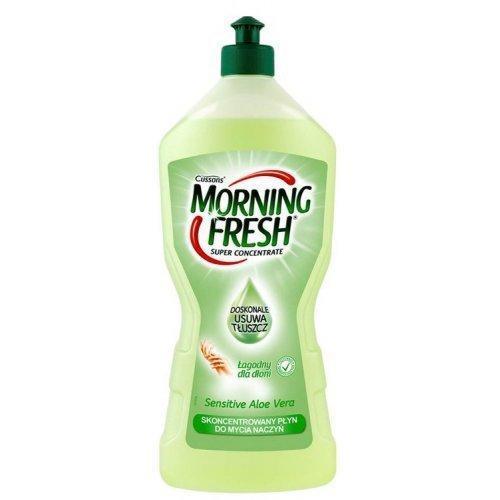 Средство для мытья посуды Morning Fresh Sensitive Алоэ (900 мл.)