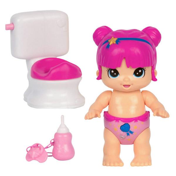 Интерактивный пупс Little Live Bizzy Bubs, Baby Playset, Season 2  - Clever Chloe. Умница Хлоя.