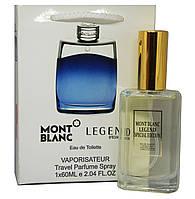 Mant Blanc Legend - Travel Perfume 60ml