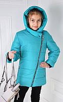 Курточка для девочки ,куртка  детская демисезонная, в Запорожье осенняя, р-р 122-140