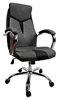 Офісне крісло комп'ютерне THOR GREY OC206, фото 1