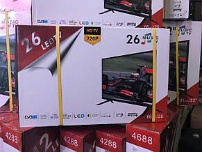 Телевизор LED TV 32 дюйма Т2, фото 2