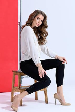 Практичные джинсы комфортные в носке, фото 2