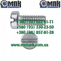 Винт нержавеющий М8х10...100, винт с цилиндрической головкой, шлиц прямой, DIN 84, ГОСТ1491-80, сталь А2, А4.