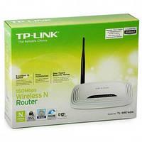WiFi роутер TP-Link TL-WR740N 150 Мбит
