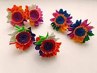 Резинка Разноцвет ручной работы 5см
