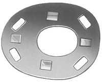 Lift-The-DOT опорная пластина верхней части кнопки 814228