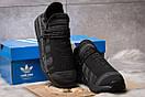 Кроссовки мужские Adidas Pharrell Williams, черные (14921) размеры в наличии ► [  41 42 43 44 45  ], фото 3