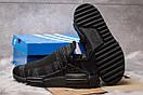 Кроссовки мужские Adidas Pharrell Williams, черные (14921) размеры в наличии ► [  41 42 43 44 45  ], фото 4
