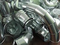 Фасонные изделия из оцинкованной стали
