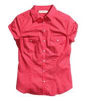 Рубашки женские H&M