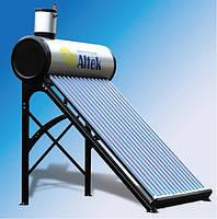 Безнапорная термосифонная система SD T2-10 для 1-2 чел.