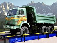 Весы автомобильные АМС-60 Е