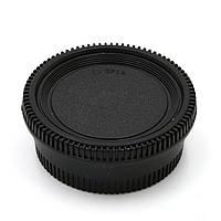 Задняя крышка для объектива Nikon (комплект 2 шт.), фото 1