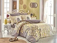 Комплект постельного белья HOBBY FLANNEL Mirella капучино евро