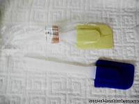 Силиконовые лопатки для мыла для варки мыла