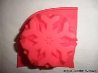 Форма для мыла Снежинка