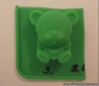 Форма для мыла Маленький мишка