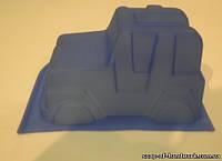 Форма для мыла Машинка джип