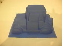 Форма для мыла Машинка легковая