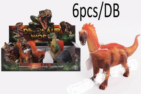 Фигурки динозавров Dinosaur World, фото 2