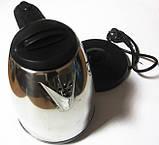 Чайник нержавейка DOMOTEC MS 5001 (12 шт/ящ), фото 3