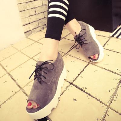 Женские сабо на шнурках