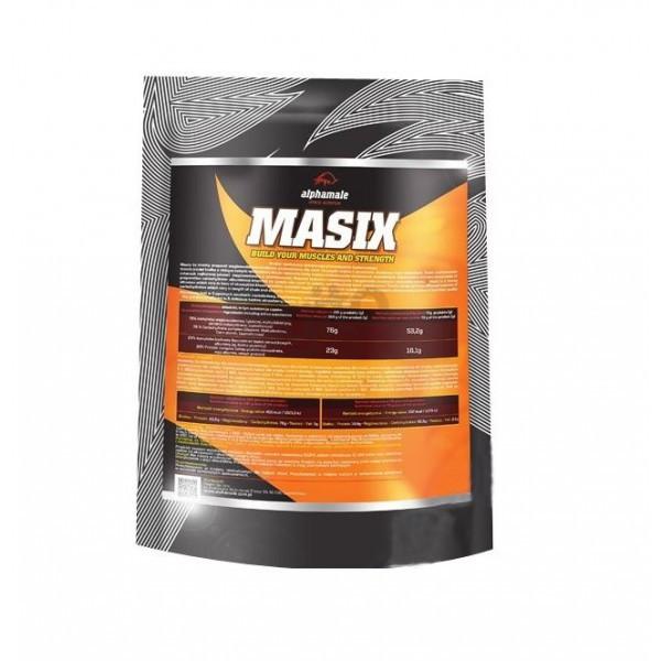 Alphamale Masix - 20,5% protein - 3000 гр. - 20,5% protein.Гейнер.