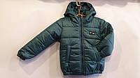 Детская куртка на мальчика (СКЛАД) Красная размер 98-2шт, 104-2шт, 110-1шт Оливковый 92р,