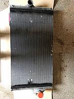 Ремонт радиатора трактора Джон ДИР