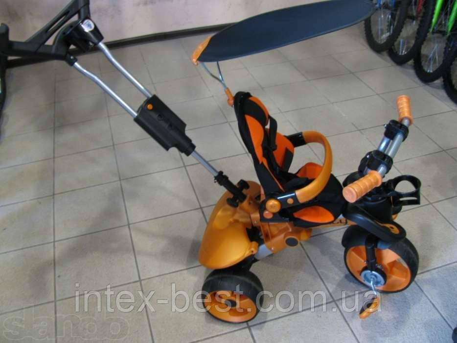 Трехколесный велосипед 326-001 Injusa (Испания) оранжевый