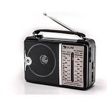 Радиоприемник Golon RX-606 AC, всеволоновой приемник