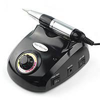 Фрезер для манікюру Nail Master ZS-603 (чорний), фото 1