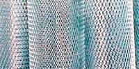 Сетка просечно-вытяжная оцинкованная 17х40мм (10m2) 0,6мм