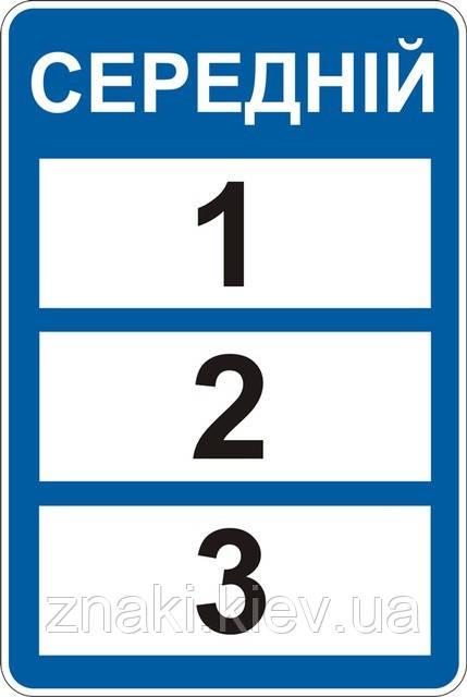 Информационно— указательные знаки — 5.50 Возможность использования дороги, дорожные знаки