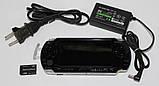 Sony PSP Slim&Lite (Piano Black Модель 2006) + 2Gb Memory Stick Pro duo, фото 10
