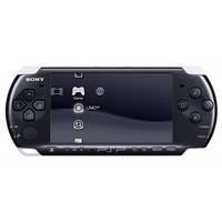 Sony PSP Slim&Lite (Piano Black Модель 2006) + 2Gb Memory Stick Pro duo, фото 1