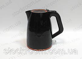 Чайник электрический Gotie GCP 130 C чёрный