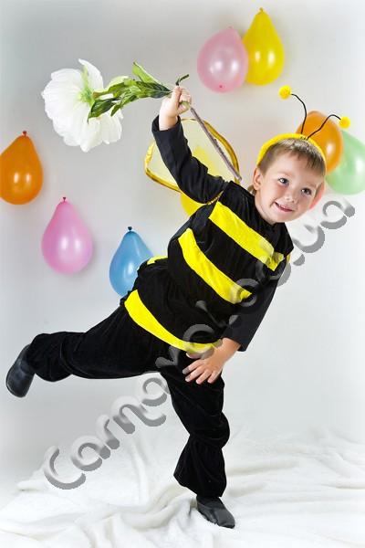 Карнавальный костюм Пчелёнок для мальчика